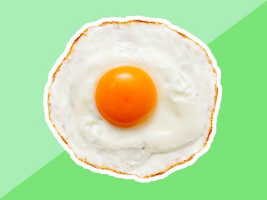 best brain food eggs