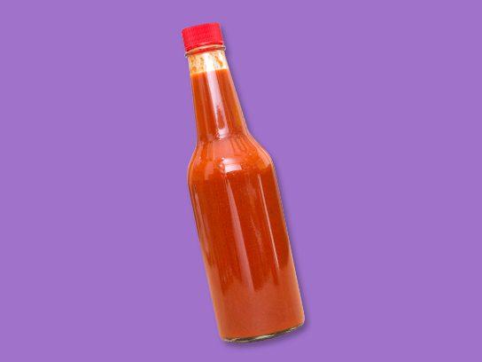 Sip some hot sauce