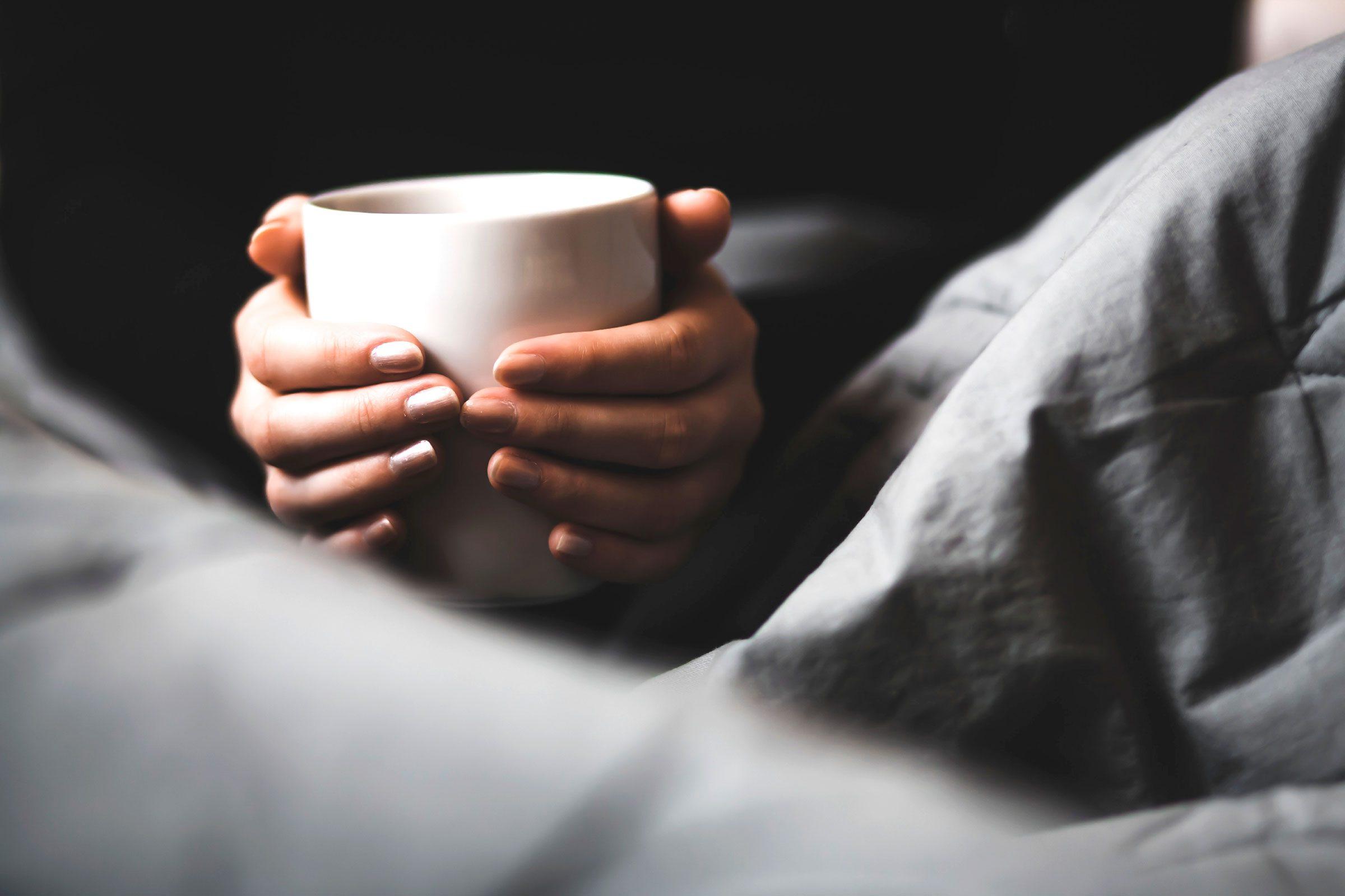 """Myth: """"Caffeine doesn't affect MY sleep!"""""""