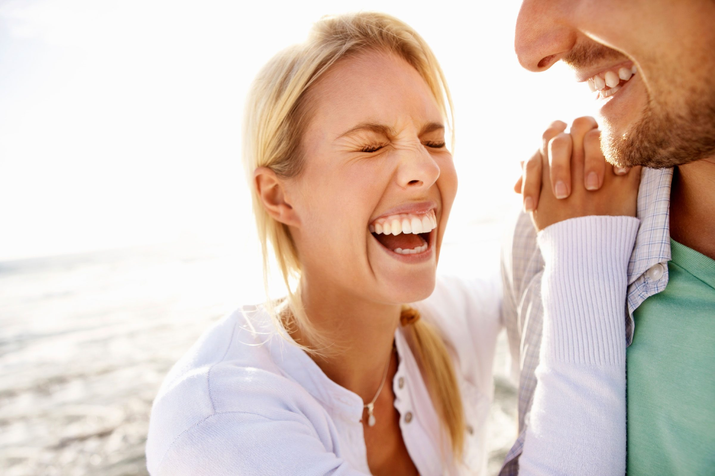 Laughing burns more calories than you may think