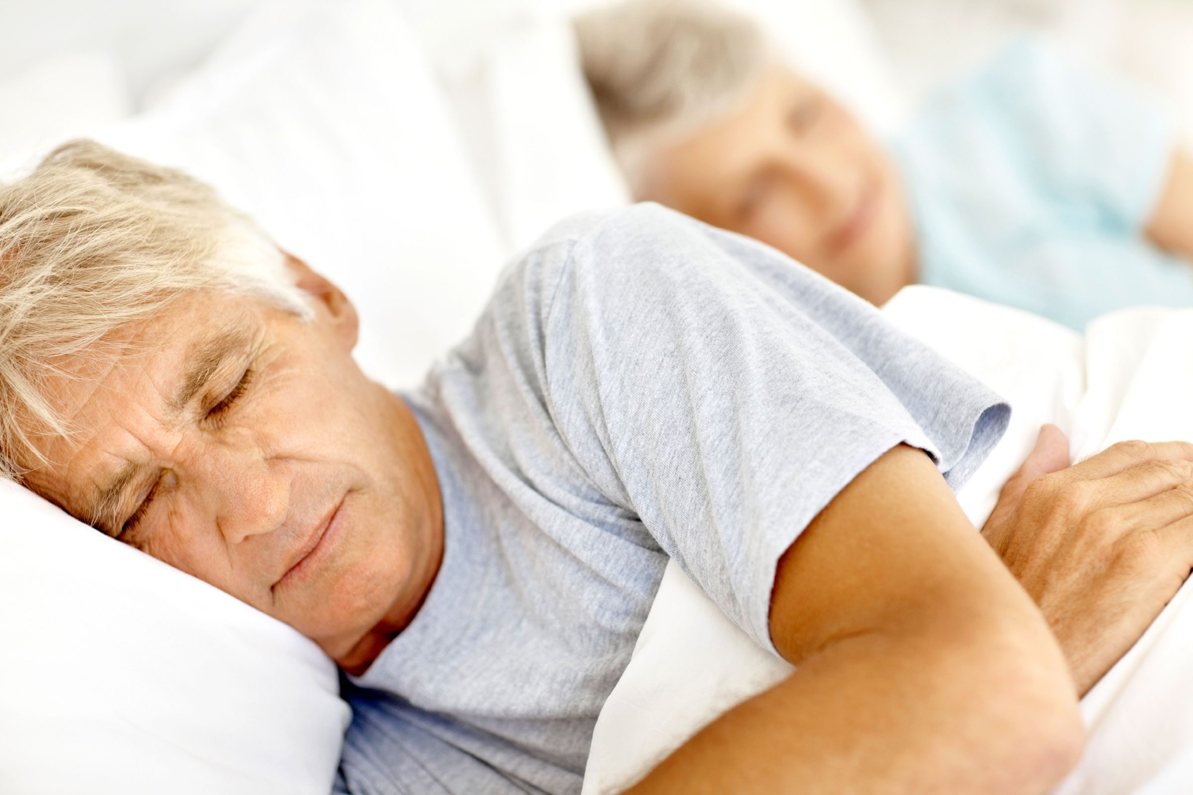 Myth: Older people need less sleep than younger people