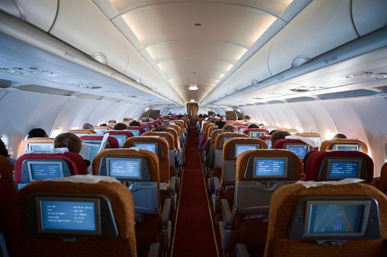 plane seats_rich people secrets