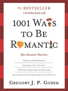 1001 ways to be romantic cover