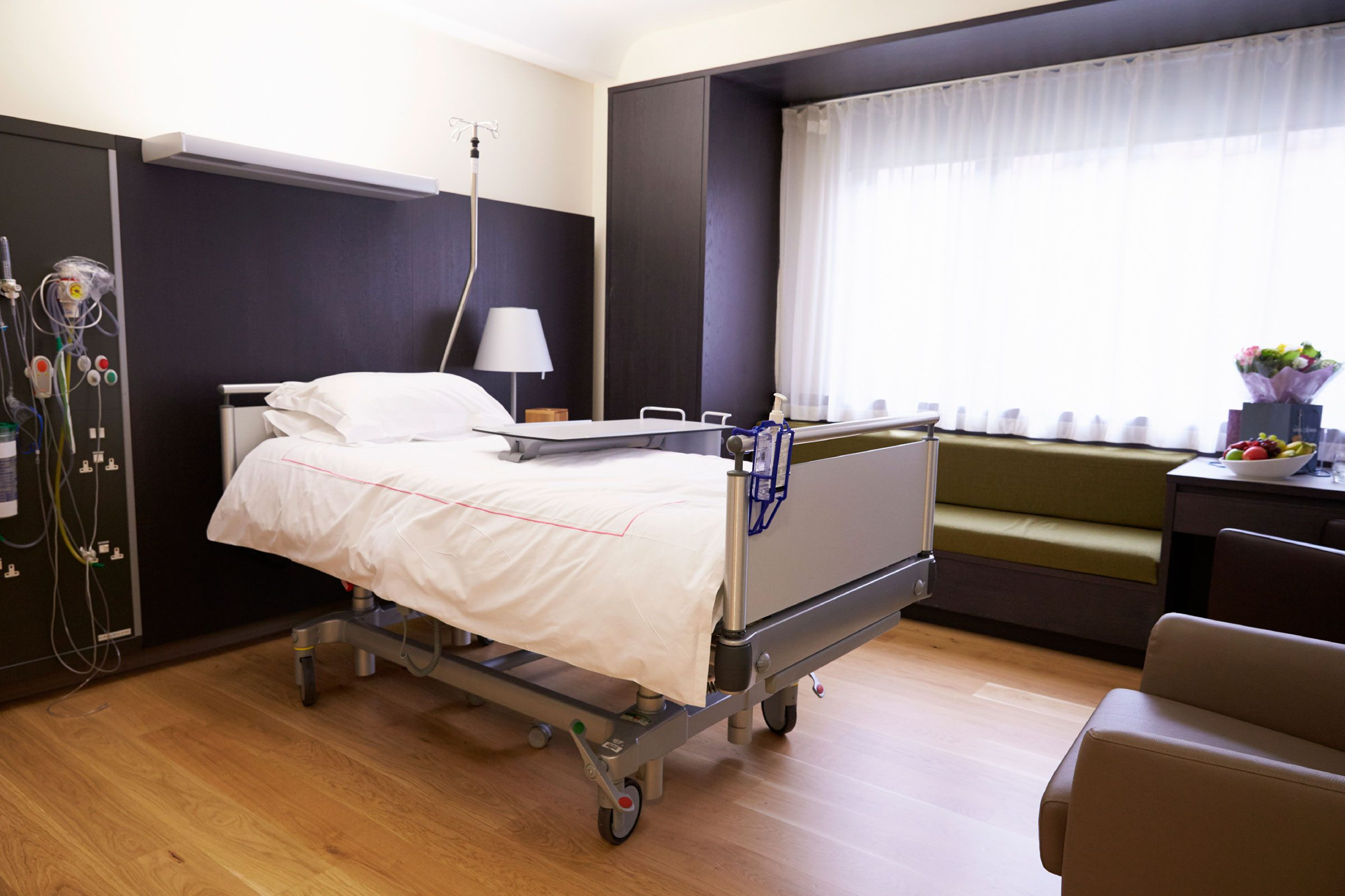 Hospitals Are Becoming More Like Hotels