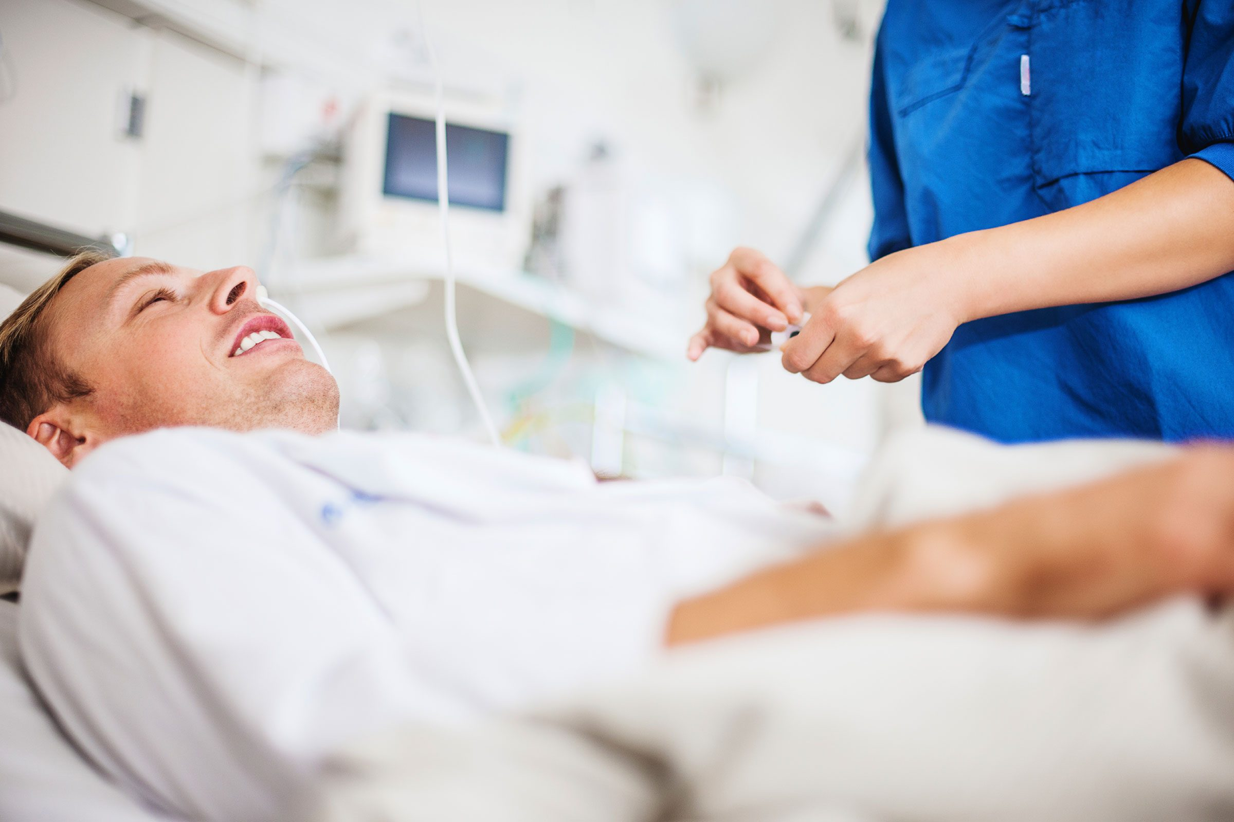 List of necessary things in the hospital