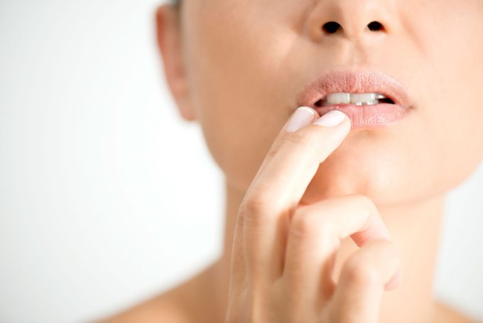 cold sore remedies mouth