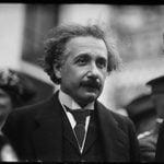 The Night I Met Einstein