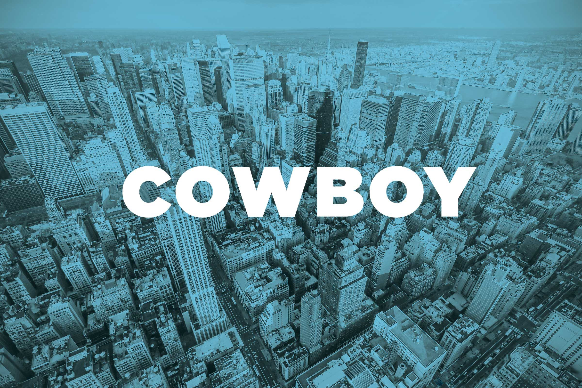 words made in nyc cowboy