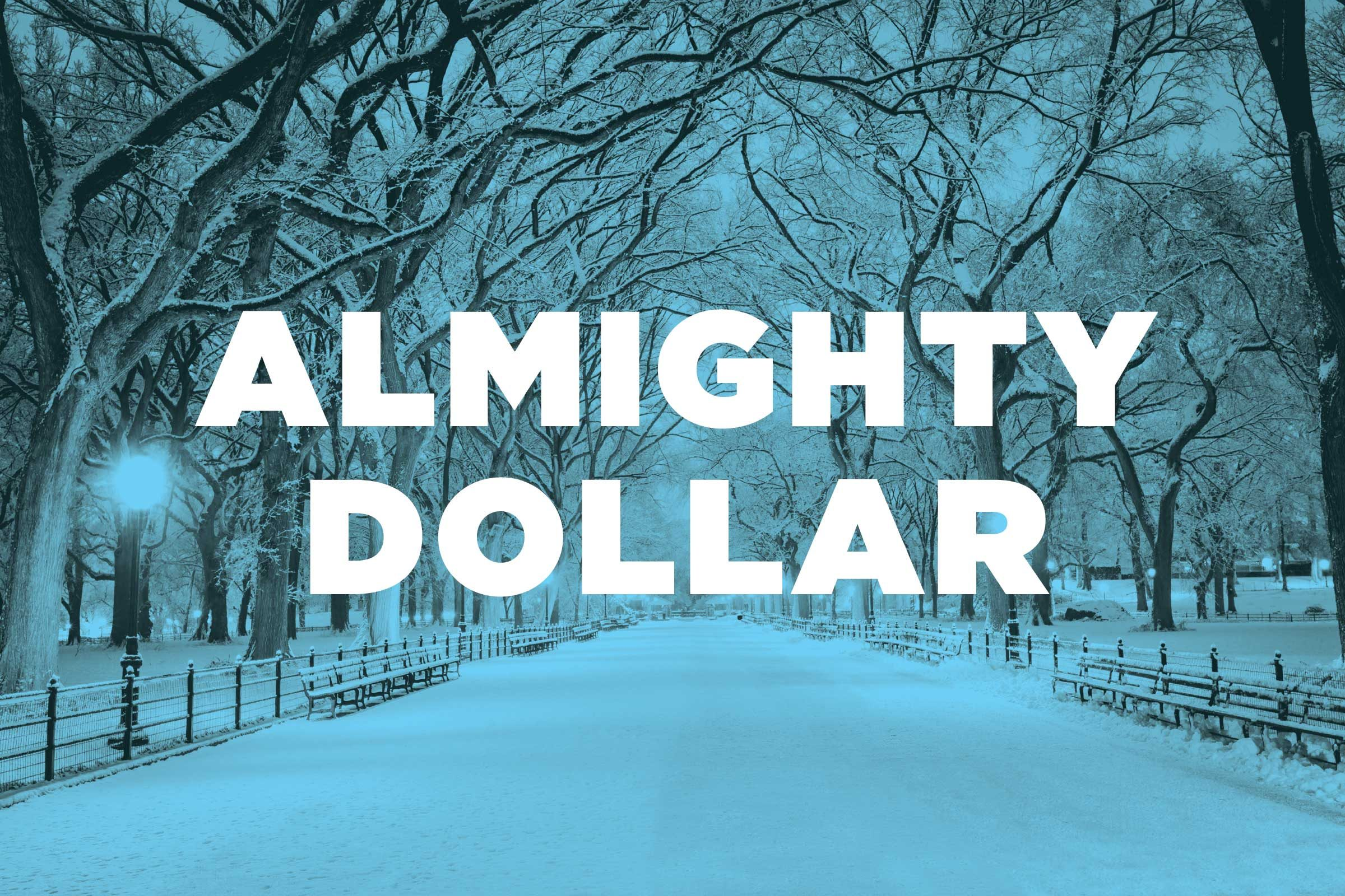 Surprising words and phrases coined in new york city readers digest almighty dollar publicscrutiny Choice Image