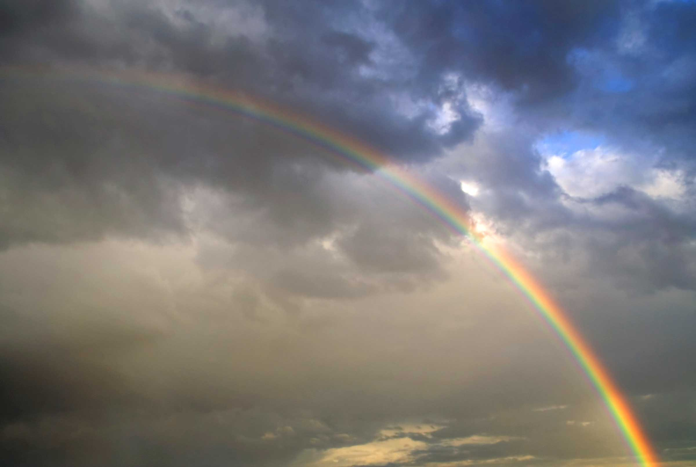 istockmarcus lindstrom - Rainbow Picture