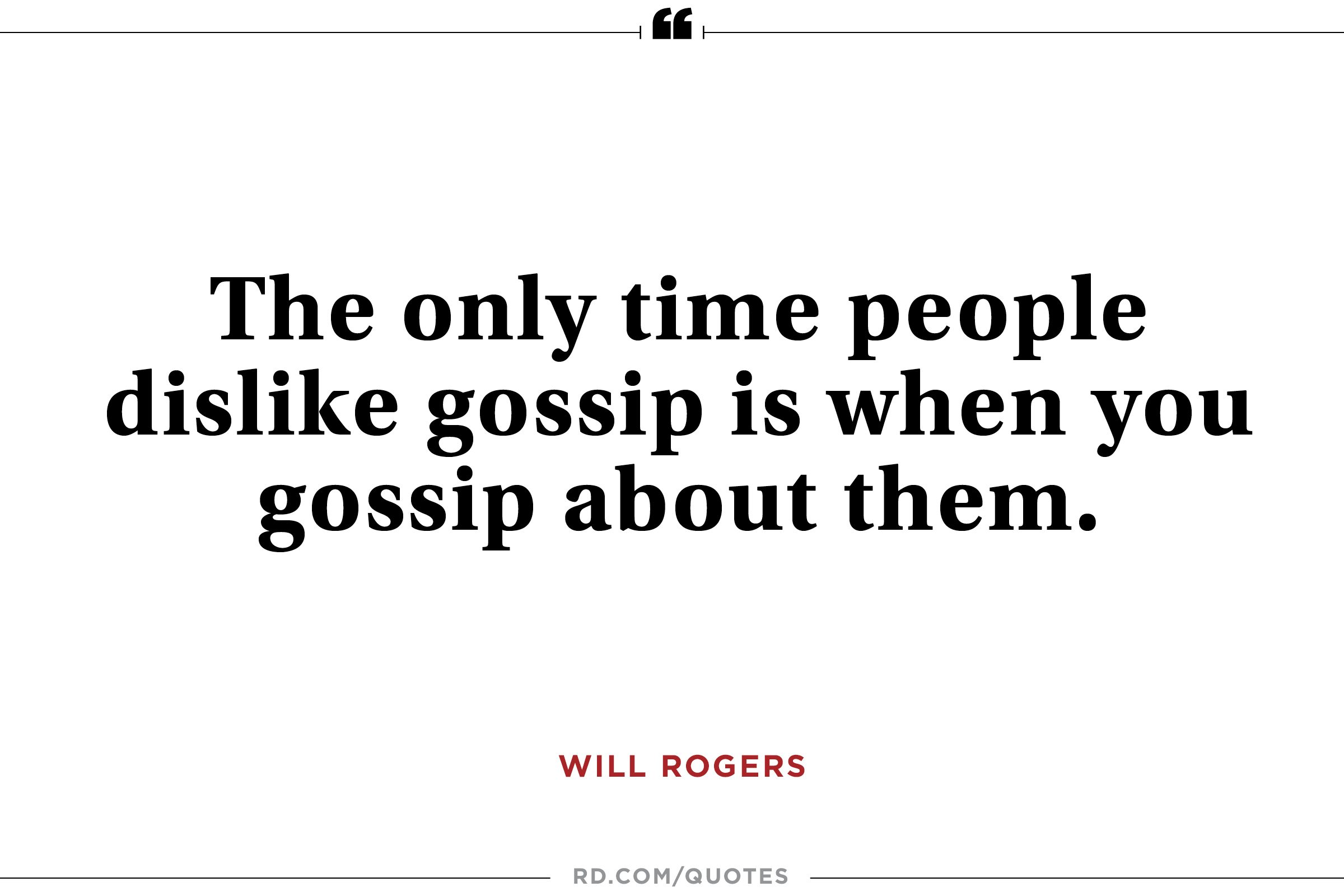 10 Wise Quotes From Will Rogers Readers Digest