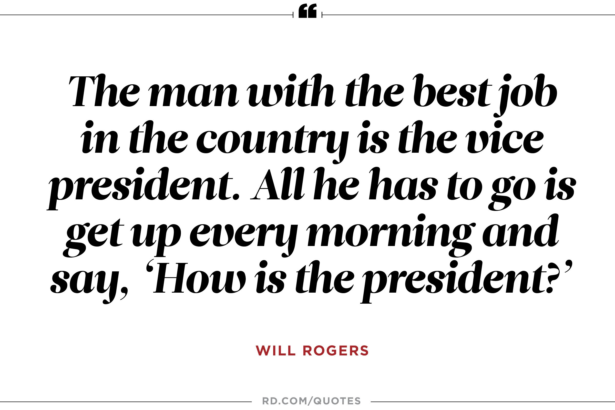 Wise Quotes 10 Wise Quotes From Will Rogers  Reader's Digest