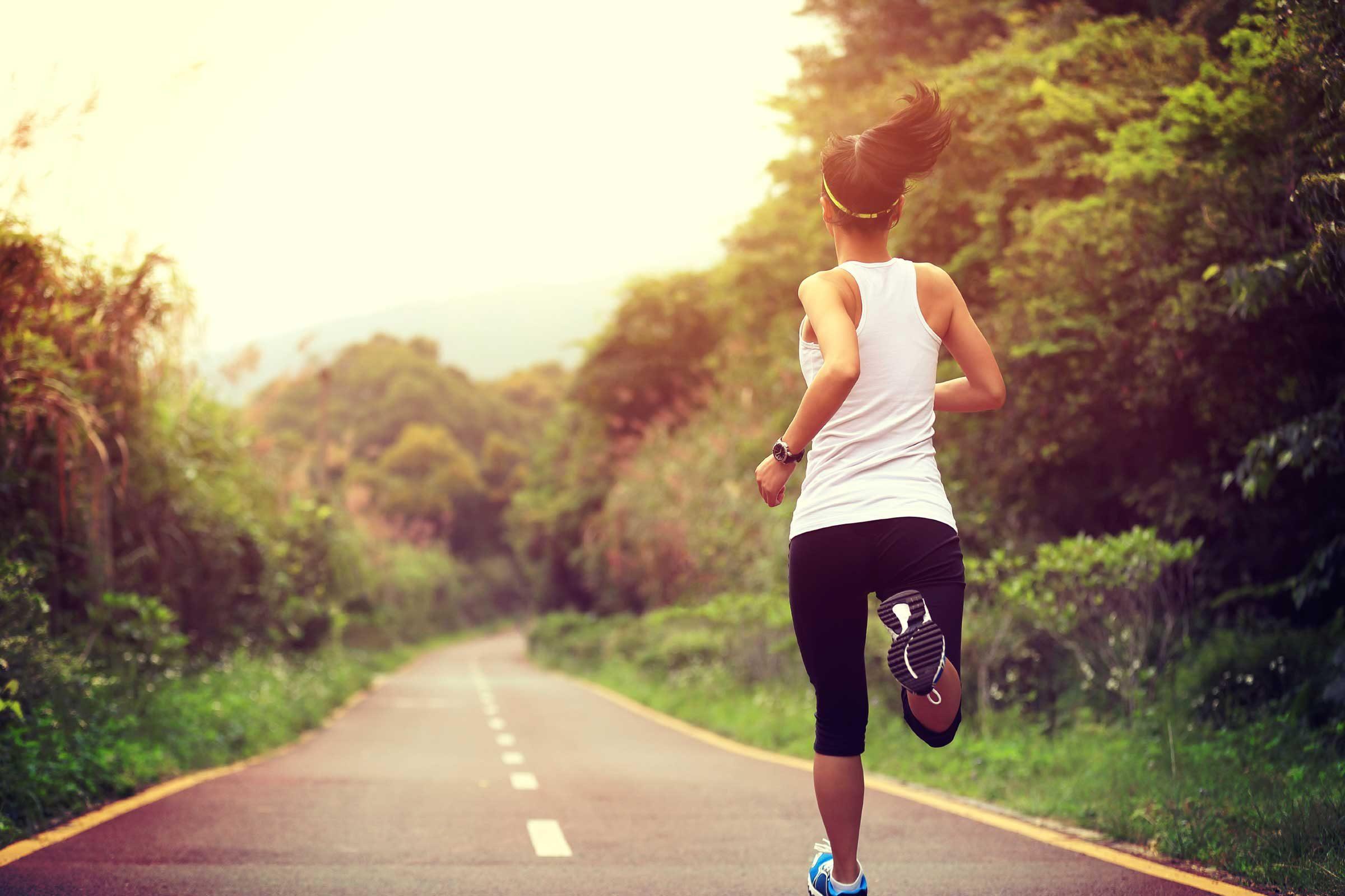 healthy habits aging well jog