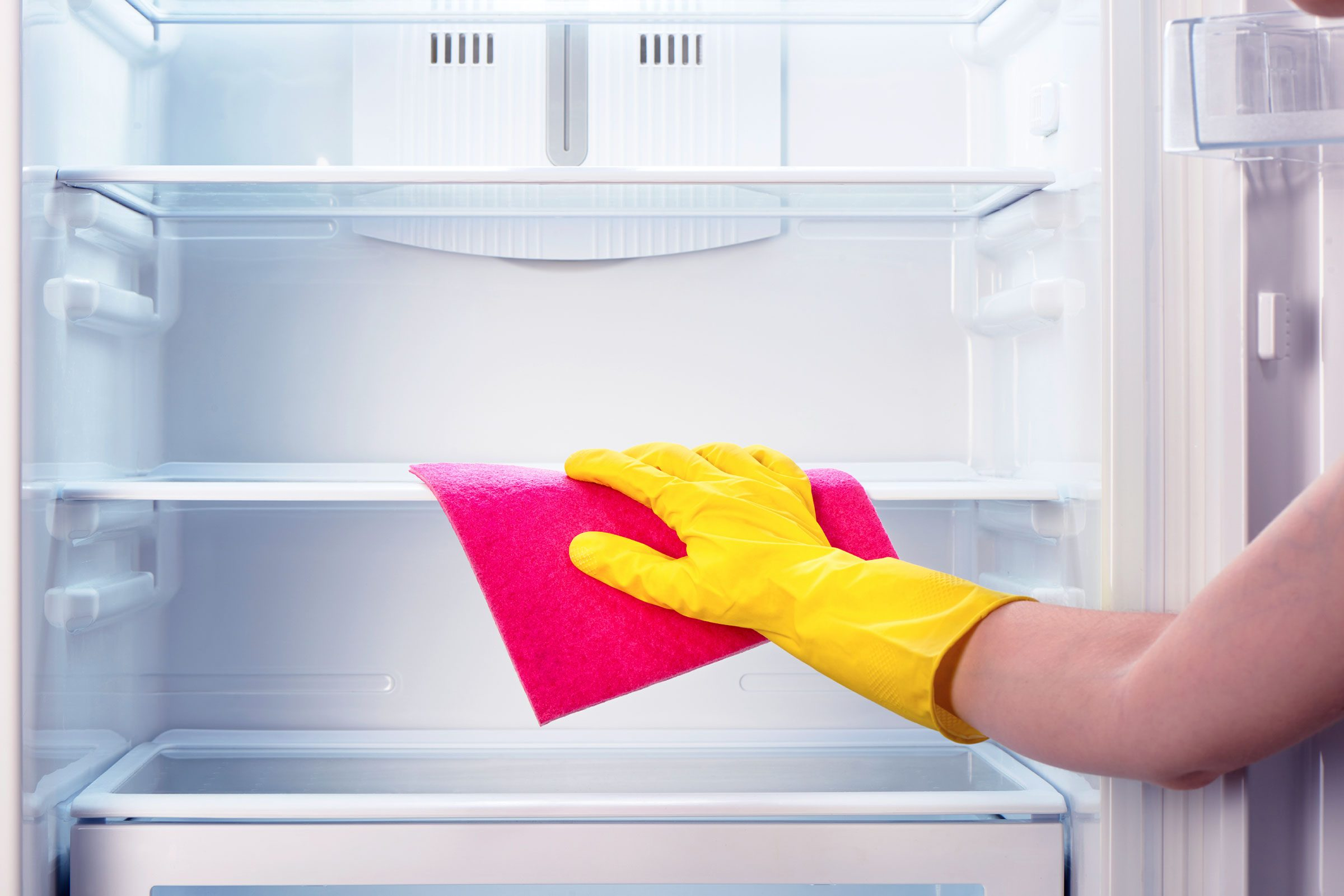 8 spring cleaning tips refrigerator