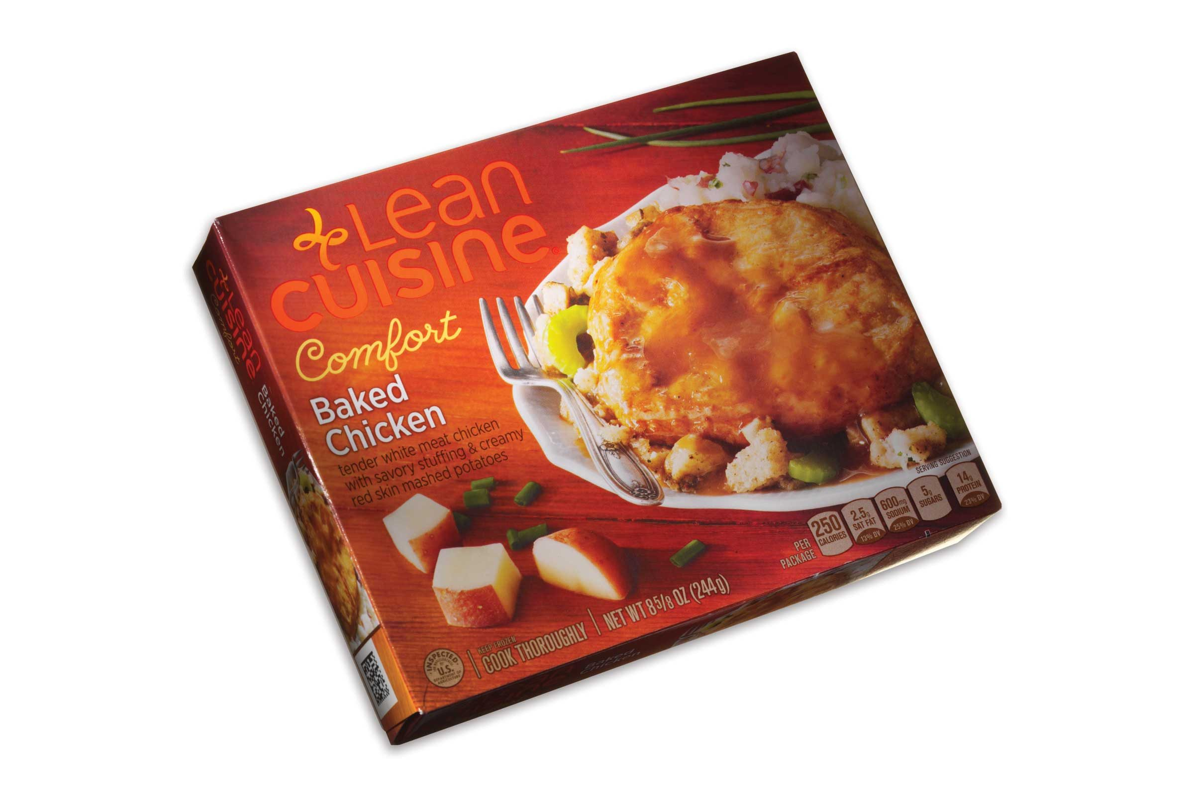 Healthy frozen meals 25 low calorie options reader 39 s digest for Are lean cuisine good for you