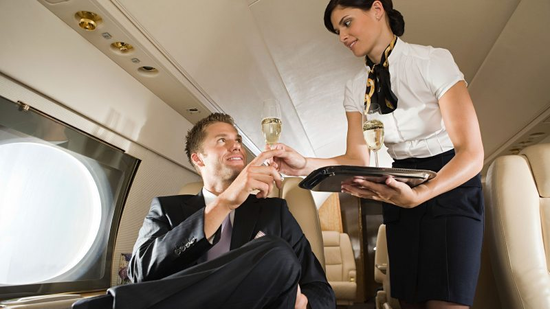 13 things your flight attendant wont tell you first class