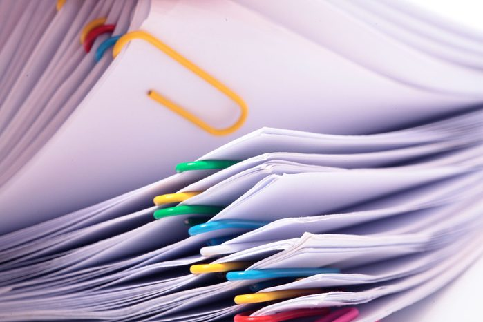 13 things personal organizers wont tell you papers