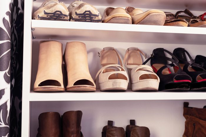 13 things personal organizers wont tell you shoes