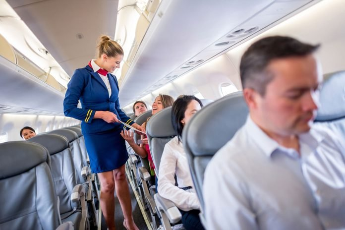 13 things your flight attendant wont tell you not waiting