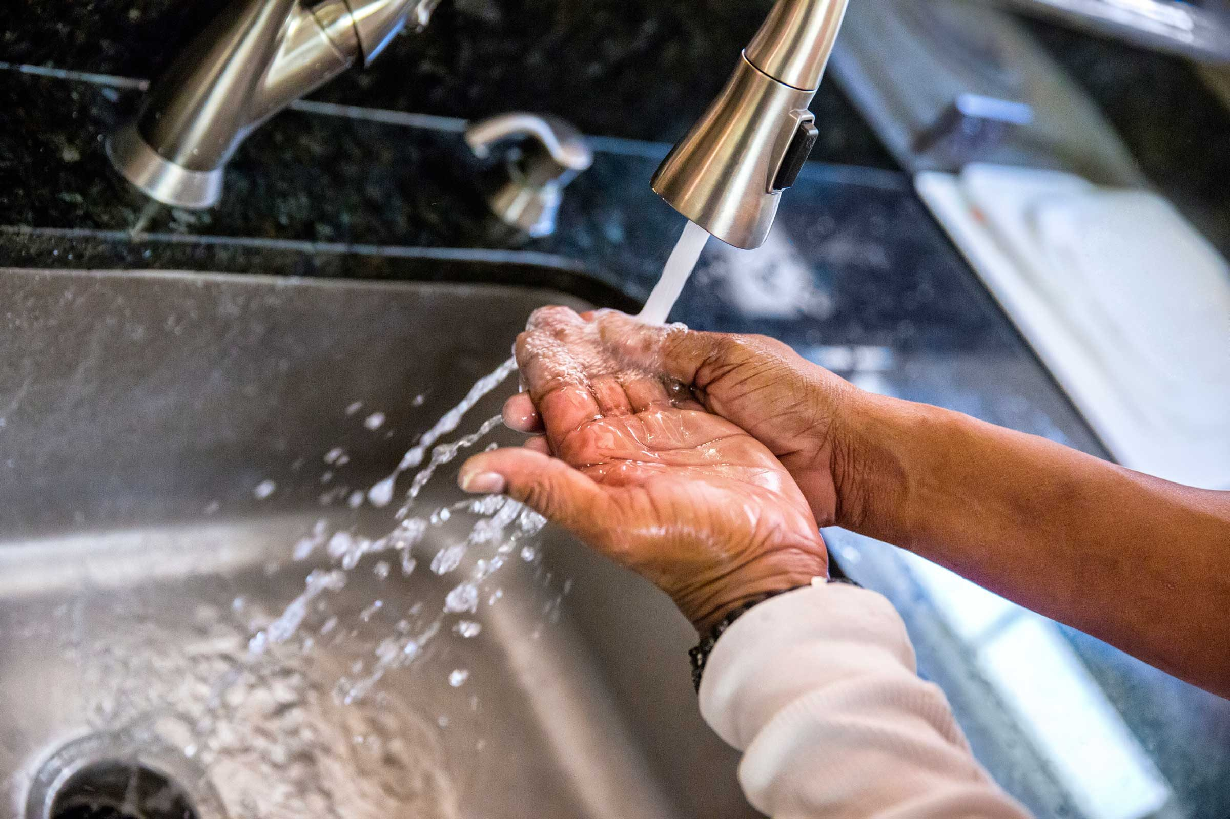 health tips wash hands before cooking