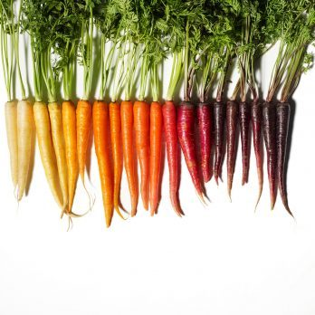 Brown Eggs, Purple Carrots: 8 Things the Color of Your Food Actually Reveals