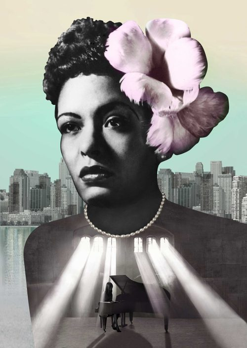 march 2016 billie holiday