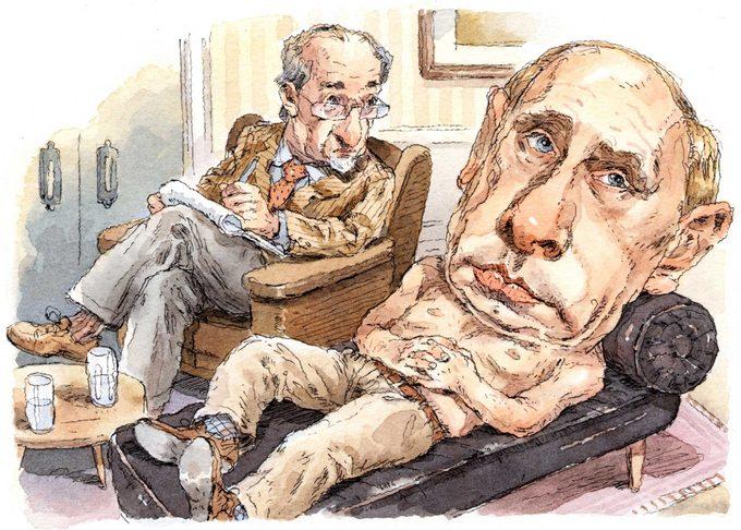 march 2016 who knew psychoanalyzing dictators