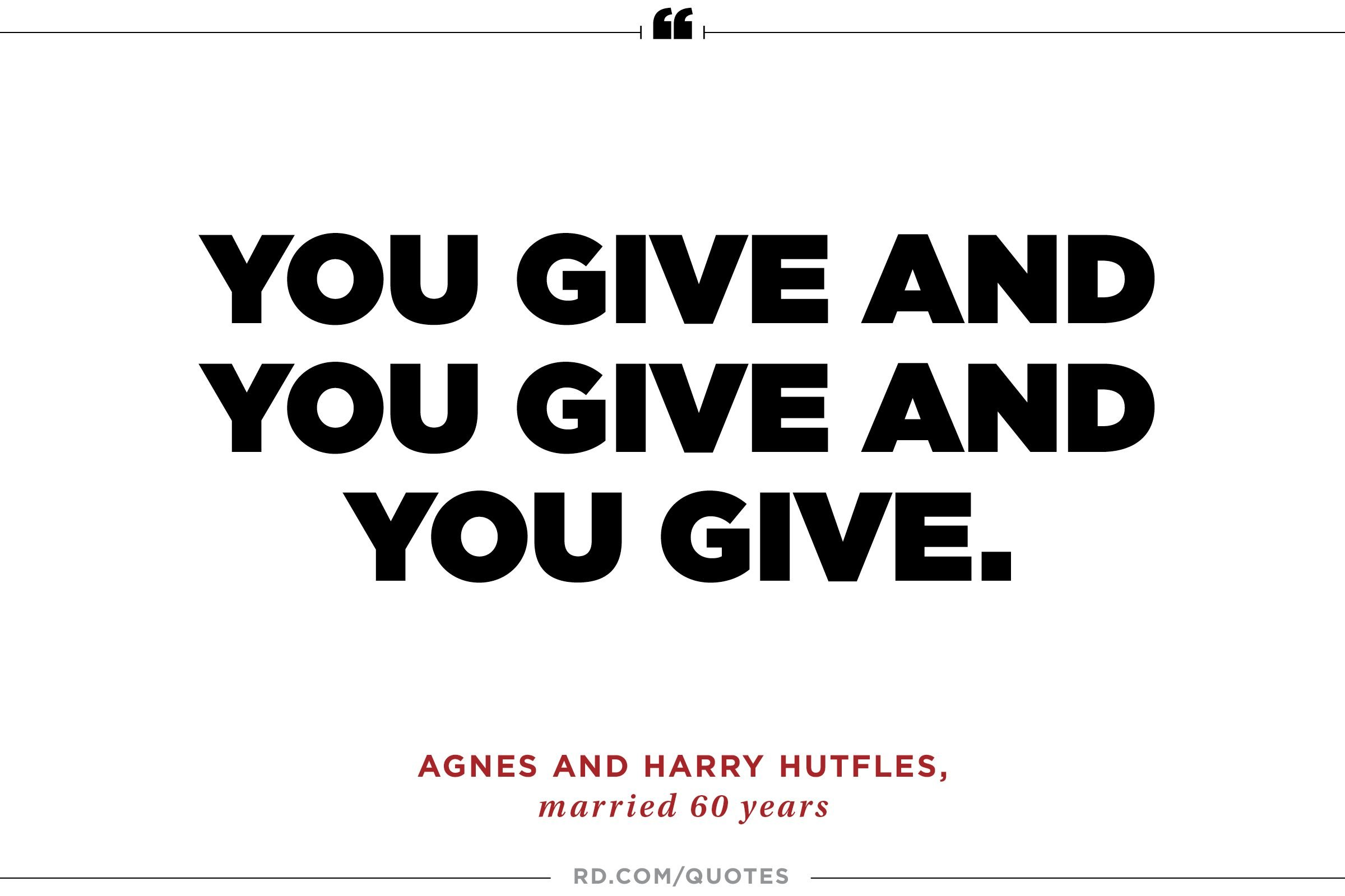 Marriage Advice From People Married 50+ Years | Reader\'s Digest