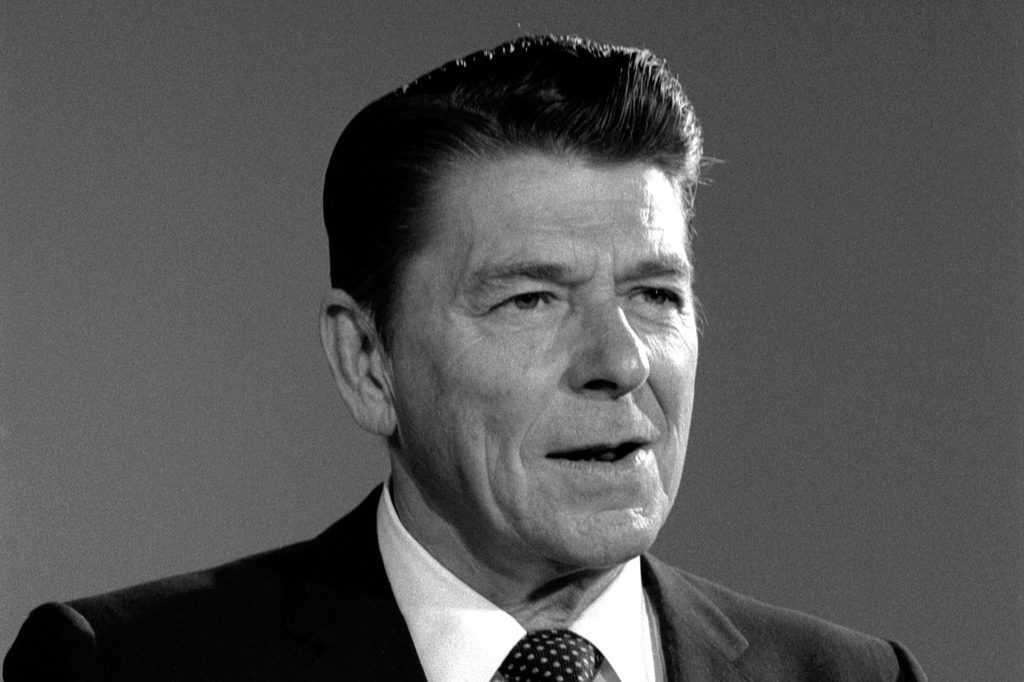 ronald reagan wk presidential legacies