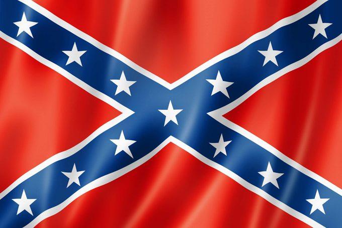 confederate flag facts