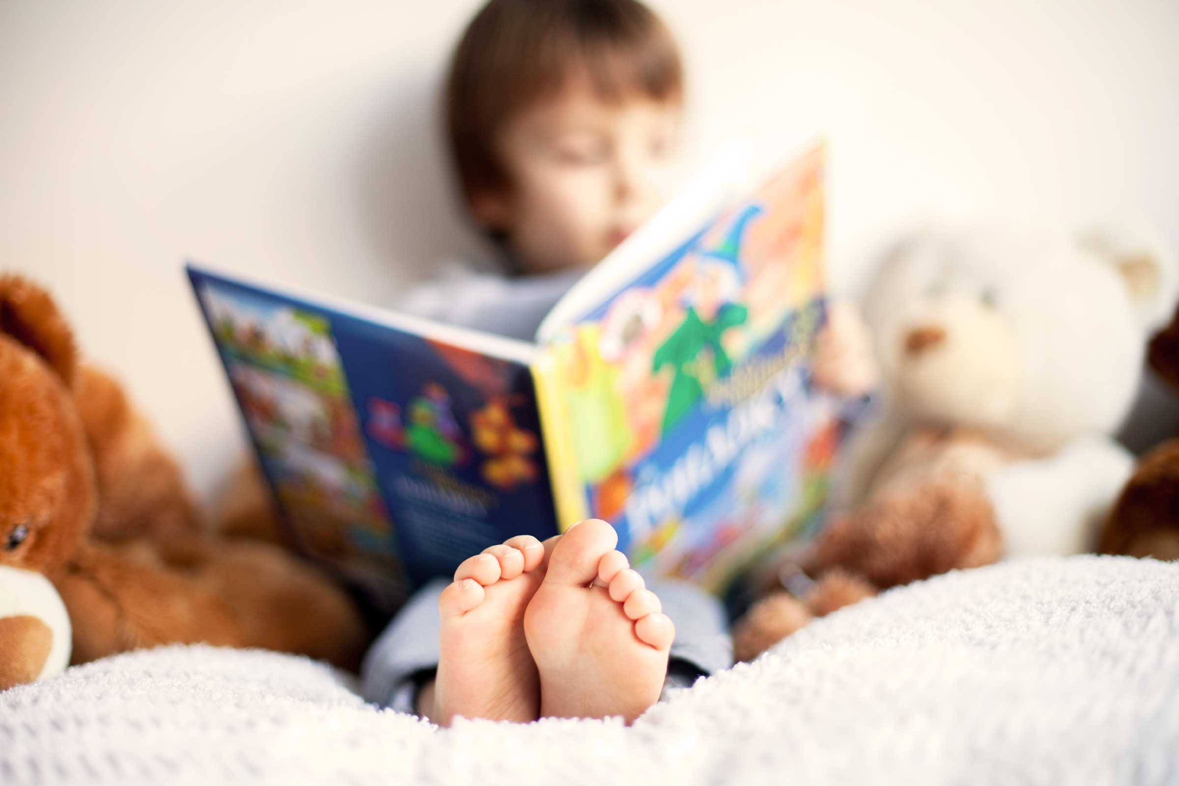 11 Reading Habits to Instill In Young Children | Reader's Digest