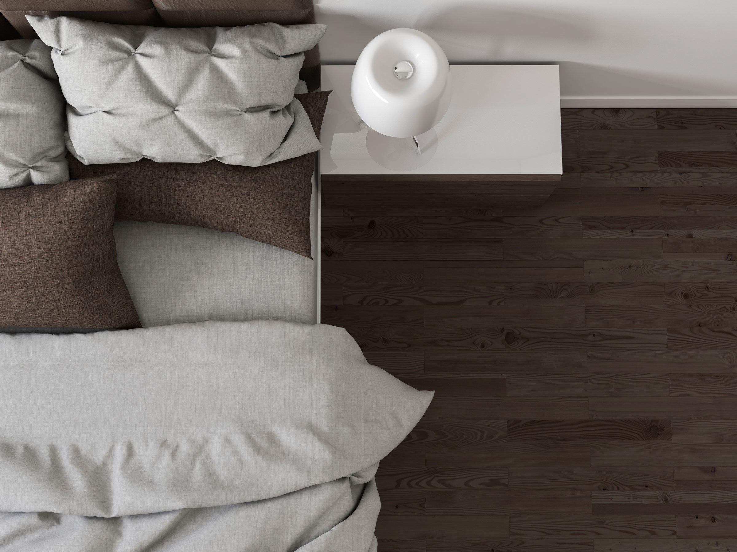 6 things bedrooms of good sleepers clean floor