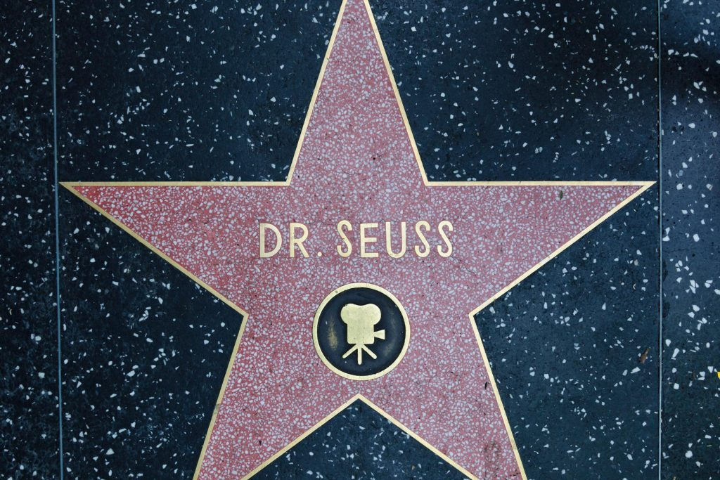 dr seuss by the numbers star