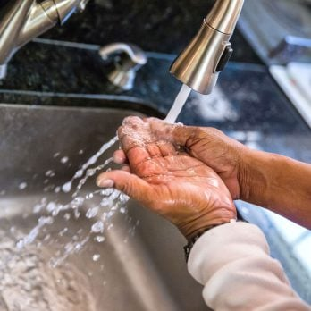 10 Ways You're Washing Your Hands Wrong
