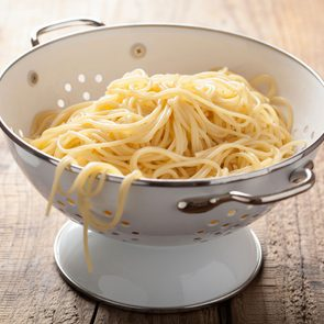how to reheat leftovers plain pasta