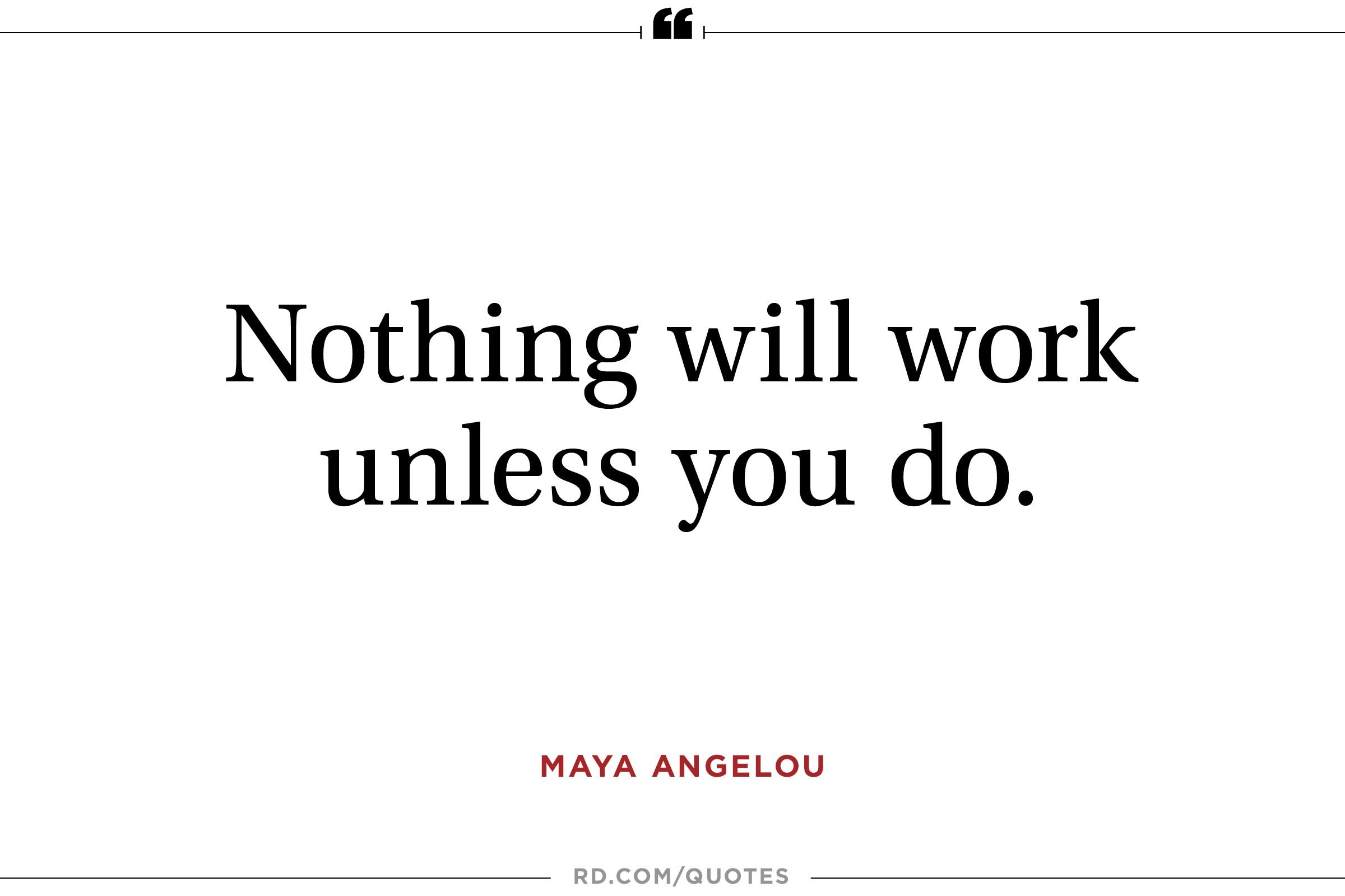 Quotable Quotes Maya Angelou At Her Best 8 Quotable Quotes  Reader's Digest