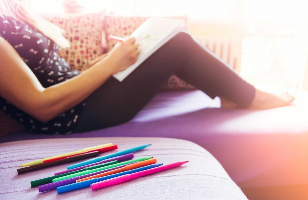Coloring Books For Adults 8 Benefits Of Coloring Reader