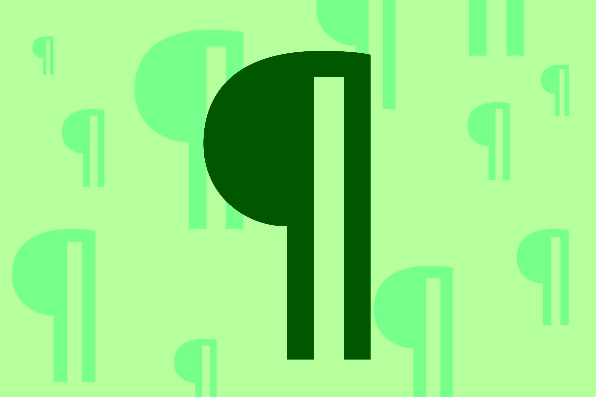 Weird facts about punctuation marks you see everywhere readers laura formisano buycottarizona Choice Image