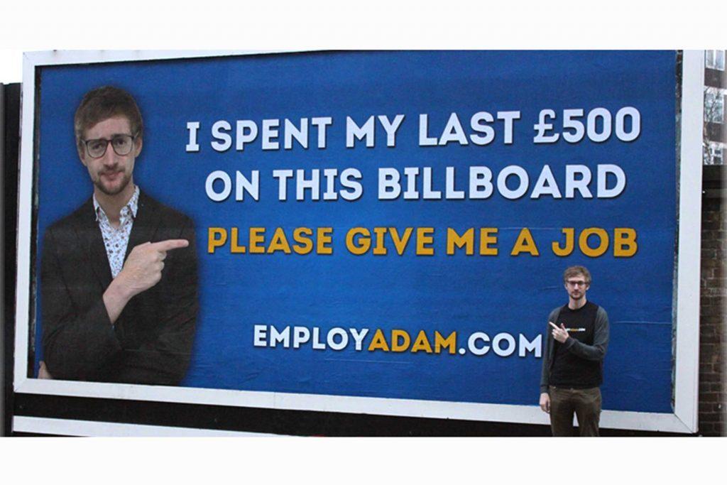 resume mistakes billboard
