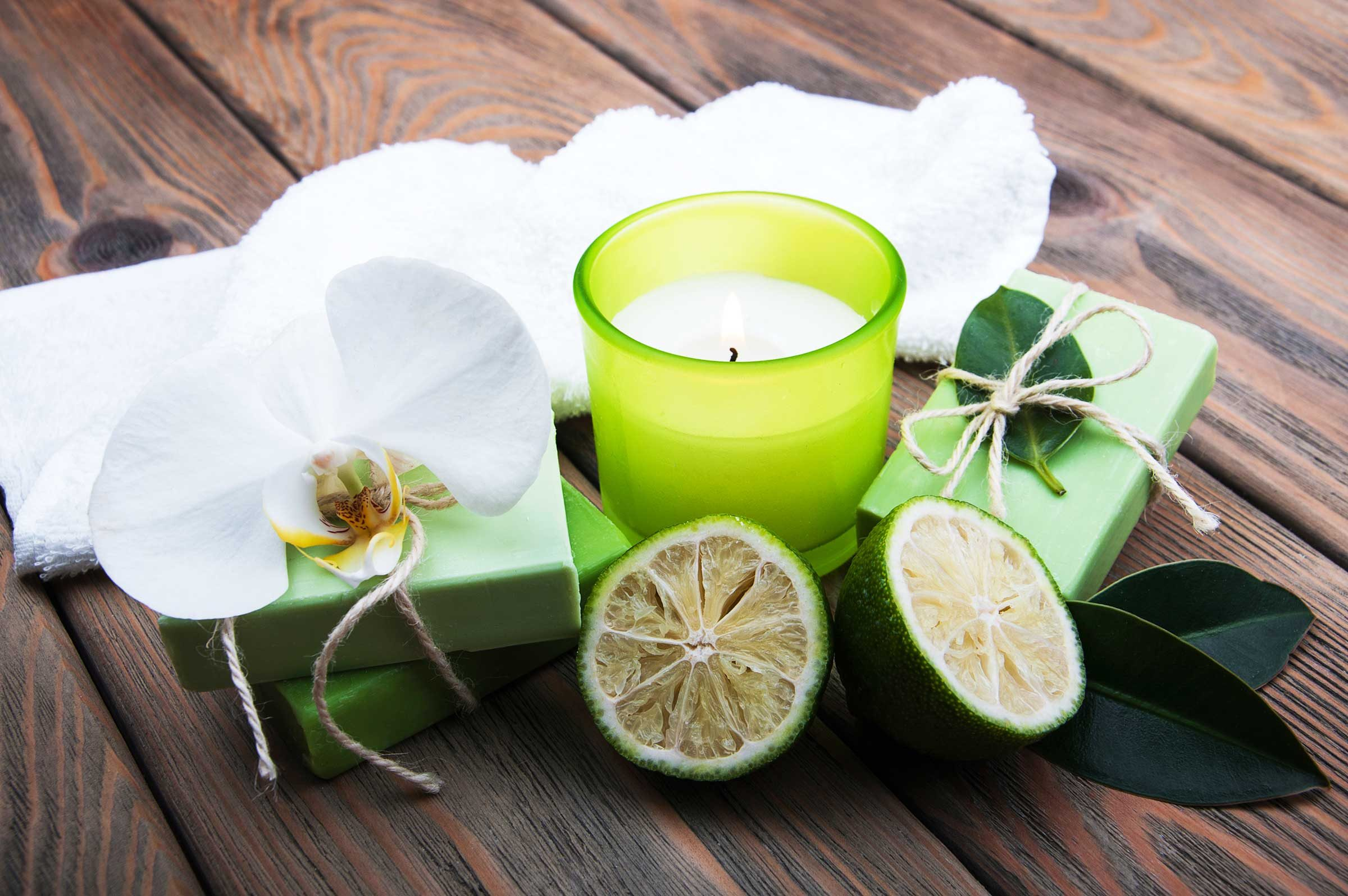 In Your Kitchen: Try A Citrus Scent