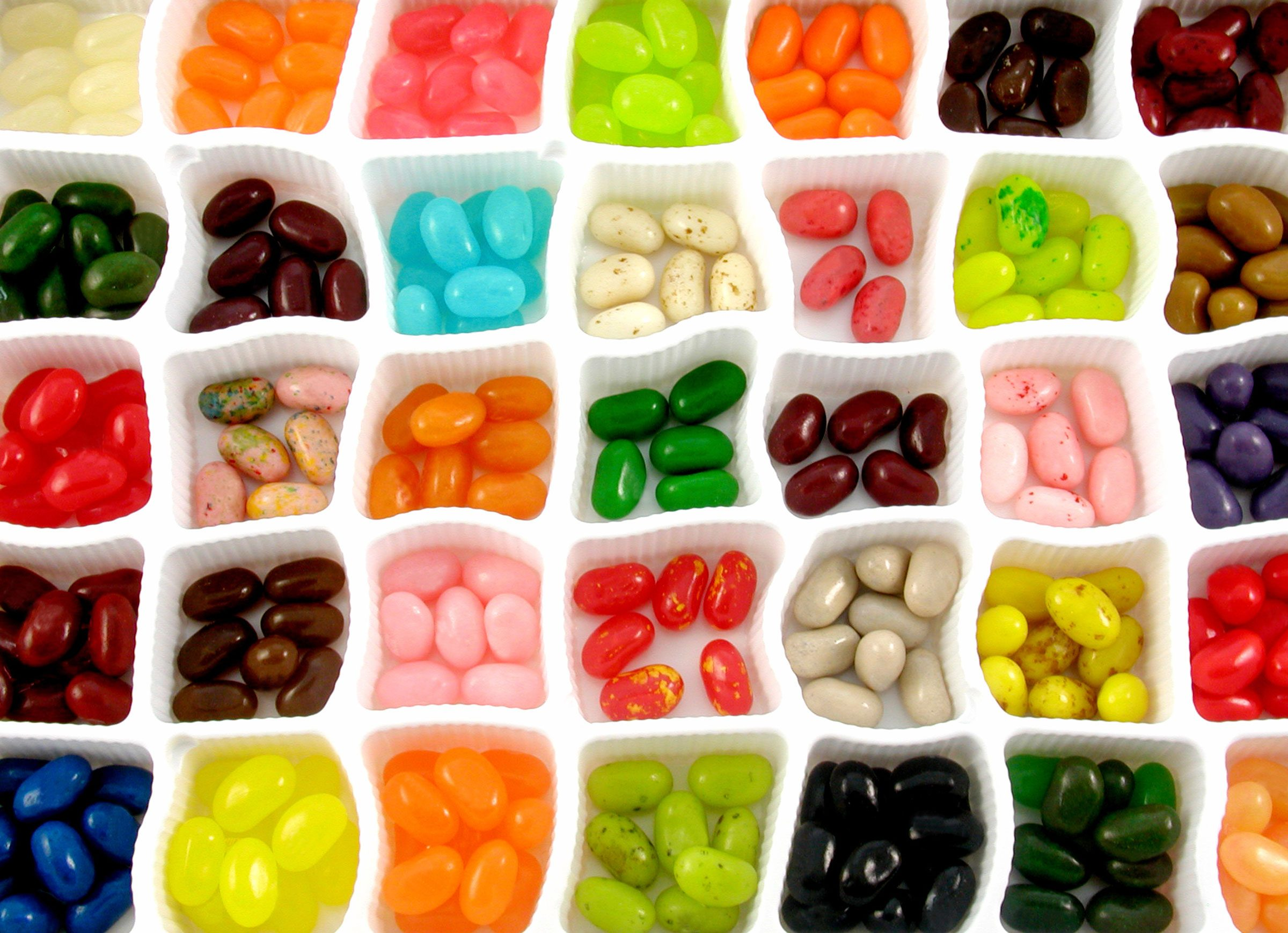 8 facts about jelly beans international preferences