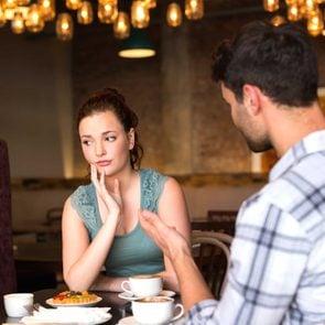 marriage heading toward divorce aruge