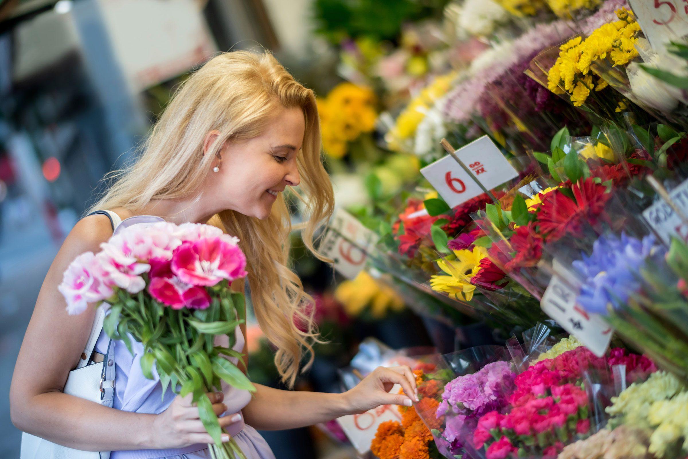 Easy Cheap Flower Arrangements Upgrade Supermarket