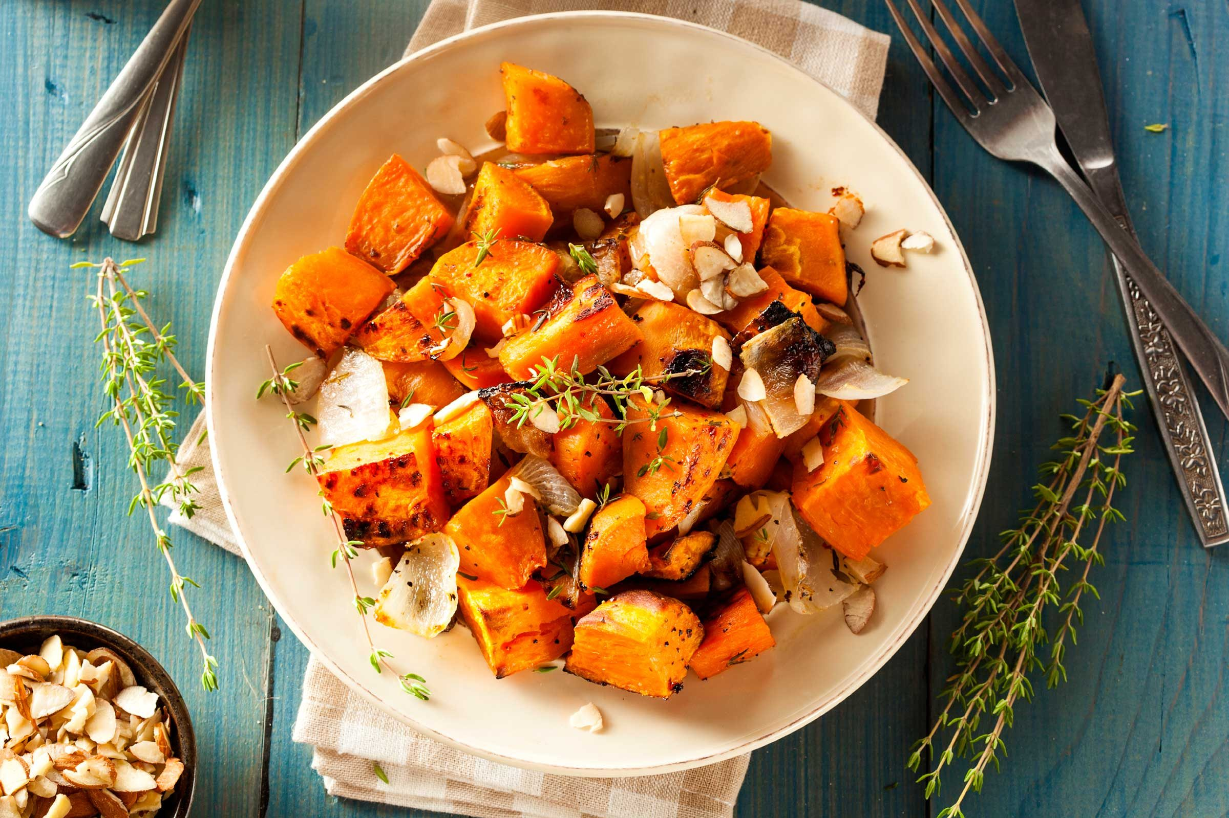 Diabetes diet plan how to make meals for diabetes readers digest replace white potatoes with sweet potatoes forumfinder Gallery