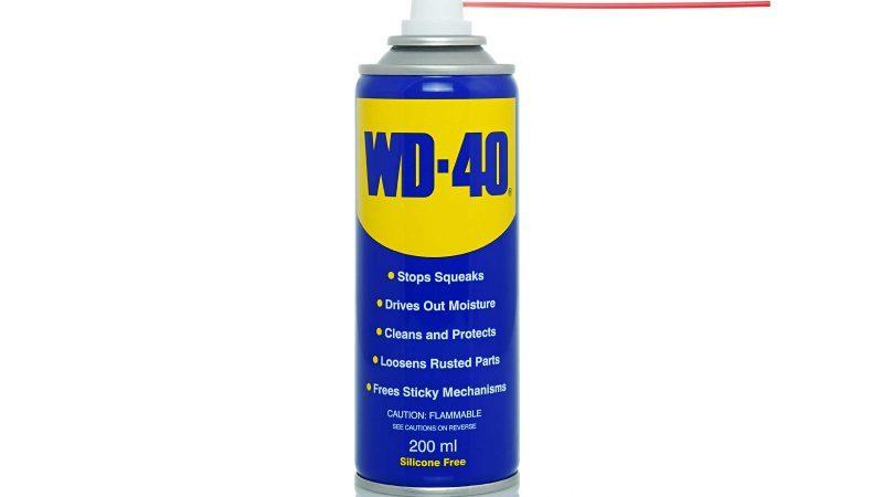 eufot WD40 splintering