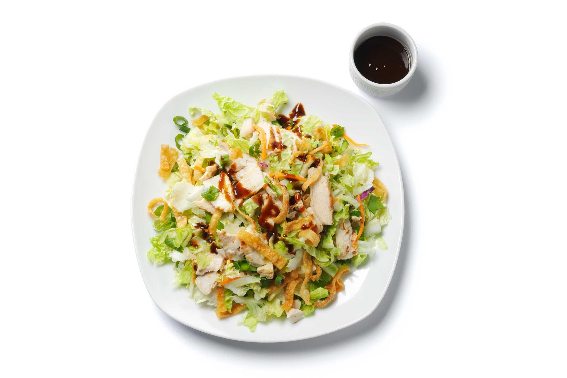 Watch Healthy Meals at Applebee's video