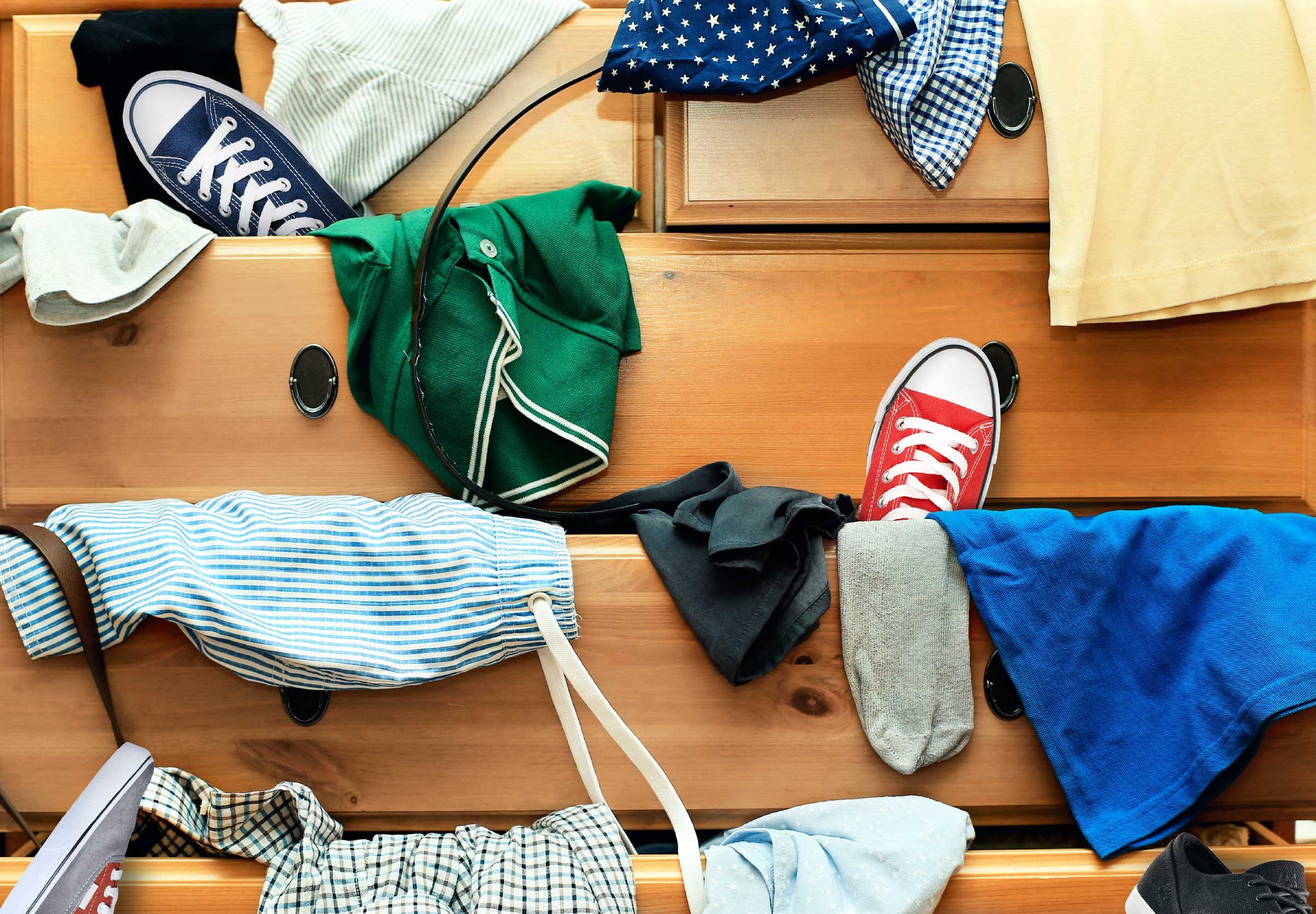 13 things house messy closet