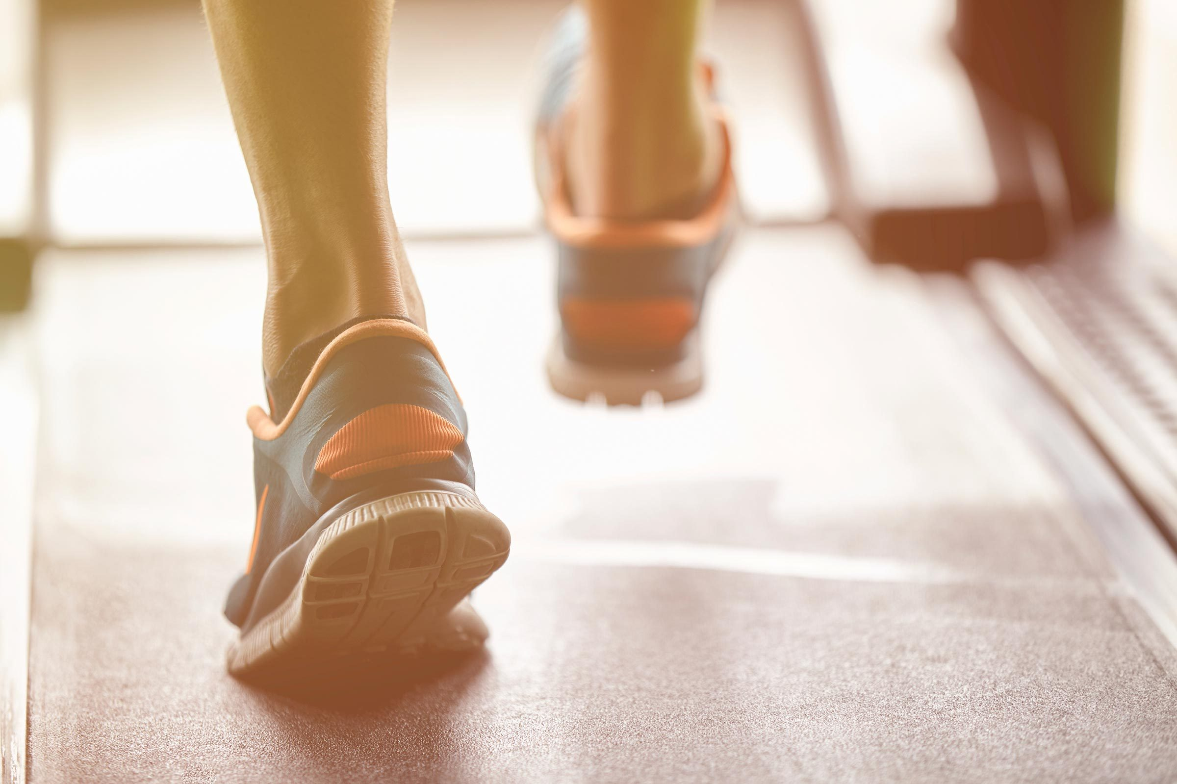 Walking for weight loss: the best method for the very full 31