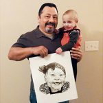 This Man Draws Portraits of Dying Babies to Bring Peace to Grieving Parents