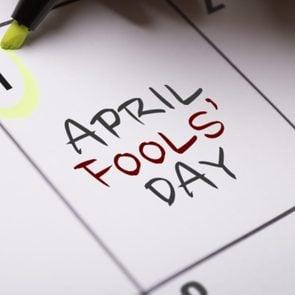 april fools' day Office april fools pranks